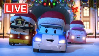 Download LIVE 🔴 Robocar Poli Season 3,4   Kids animation Video