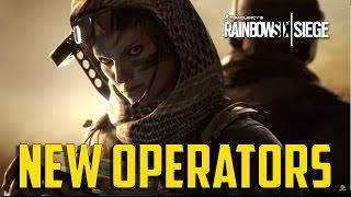 Download Tom Clancy's Rainbow Six Siege - New Operators Video