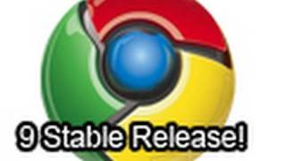 Download Google Chrome 9 STABLE Release Is Here! NEW Features: Instant, WebGL 3D & Web Store 100% Supported! Video