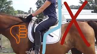 Download HOW TO FIX Your Chair Seat Position // Improve Your Riding Video