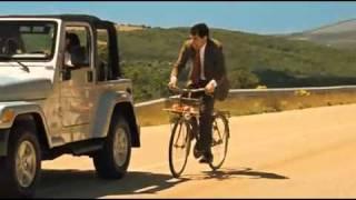 Download Mr. Bean Holiday bike ride - Crash by Matt Willis.mp4 Video
