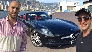 Download Carspotting à Monaco Vol3 (part 2): GMK's SLS, Porsche 991 MkII Ride! Video