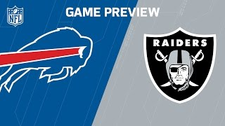 Download Bills vs. Raiders (Week 13 Preview) | Move the Sticks | NFL Video