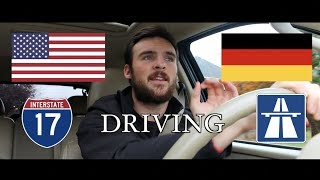 Download Driving: Germany vs. USA Video