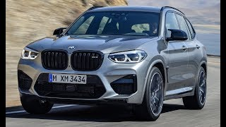 Download 2020 BMW X3 M Competition Features, Design, Interior and Driving Video