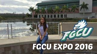 Download FGCU EXPO 2016 Video