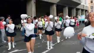 Download Bastoneras Providencia y Banda de Guerra Montúfar Video
