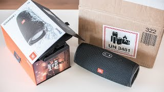 Download JBL Charge 4 - unboxing and sound test Video