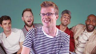 Download I Interviewed The Queer Eye Guys And They Changed Me Video