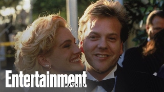 Download Kiefer Sutherland: Julia Roberts 'Had The Courage' To End Our Engagement   Entertainment Weekly Video