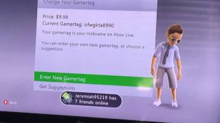 Download How to Change Your Gamertag for Free on Xbox 360 Video