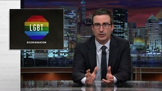 Download LGBT Discrimination: Last Week Tonight with John Oliver (HBO) Video