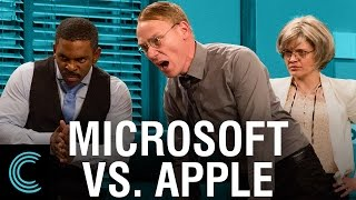 Download Microsoft Punishes Apple Users Video