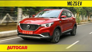 Download MG ZS EV Review | 10 Things to Know | Autocar India Video
