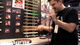 Download NAMM12 Zildjian Sticks Video