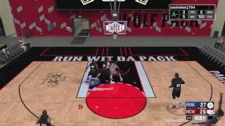 Download SMASHMOUTH BASKETBALL! NBA 2K17 Pro Am Gameplay Video