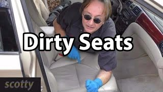 Download How To Clean And Protect Leather Seats Video