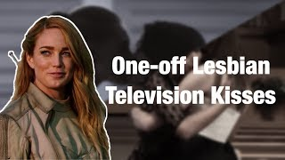 Download One-off Lesbian Television Kisses Video
