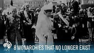 Download 8 Monarchies That No Longer Exist | British Pathé Video