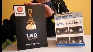 Download #39 Czy warto kupić i zamontować żarówki H7-LED do samochodu Video