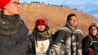 Download Thanksgiving on Standing Rock Video