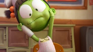 Download Spookiz | Headless Zizzi | 스푸키즈 | Funny Cartoon | Kids Cartoons | Videos for Kids Video