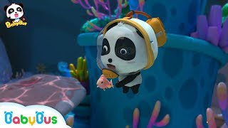 Download Help Little Fish Go Home | Baby Panda's Magic Bow Tie | Magical Chinese Characters | BabyBus Video