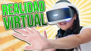 Download Experimentando la REALIDAD VIRTUAL (PlayStation VR) Video