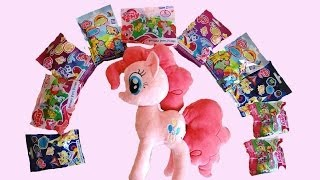 Download My Little Pony 12 Blind Bags & a Pinkie Pie Plush! Video