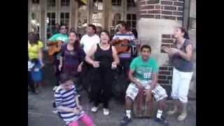 Download Straßenmusikanten aus der Slowakei in Bremen am Samstag den 24.08.2013 Video