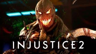 Download Injustice 2 - БРЕЙН И ДАША ДЕРУТСЯ НА PS4! Video