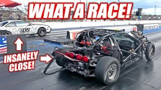Download Leroy Makes It To The FL2K18 Stick Shift Class FINALS! (180+MPH PASS!!) Video