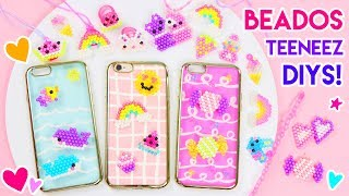 Download How to Make Beados Teeneez Accessories (Phone Cases, Necklaces, and more)! Video