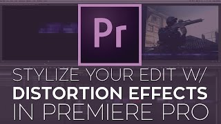 Download Use FREE 4K Glitch and Distortion Effects to Stylize Your Edit in Adobe Premiere Pro Video