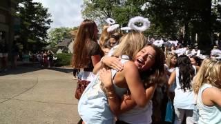Download Pi Beta Phi at Ohio University Bid Day 2014 Video