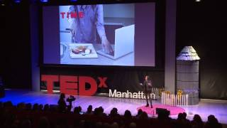 Download How small changes in food choice can make BIG everyday differences | Stefanie Sacks | TEDxManhattan Video