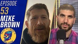 Download Mike Brown talks training Jorge Masvidal for flying knee vs. Ben Askren   Ariel Helwani's MMA Show Video