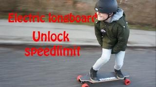 Download How To Unlock Speed Limit On Electrick Longboard Koowheel Video