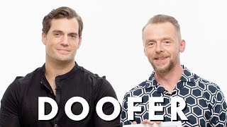 Download Henry Cavill and Simon Pegg Teach You English Slang | Vanity Fair Video