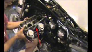 Download Honda Magna Carbs Install (Part 1) Video