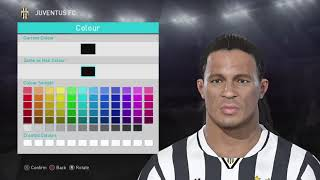 Download PES 2018 E. DAVIDS (face 2.0 + stats) Video
