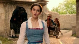 Download Watch Emma Watson Sing 'Bonjour' in New 'Beauty and the Beast' Trailer! Video