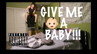 Download I WANT A B.A.B.Y NOW PRANK ON GIRLFRIEND!! *GETS REAL!!* Video