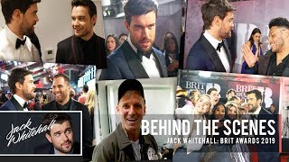 Download Behind the Scenes at the BRITs 2019 Video