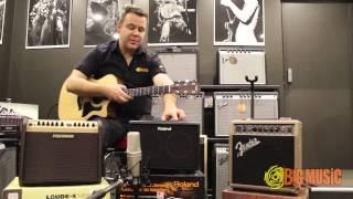 Download Fishman Loudbox Mini v Roland AC33 v Fender Acoustasonic 15   Product Shootout Video