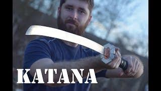 Download Making Katana from Scraps Video