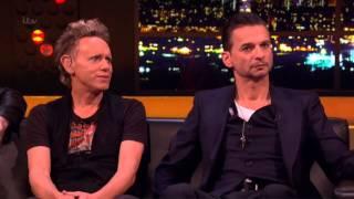 Download Depeche Mode - ″Interview + Heaven″ - Live Jonathan Ross Show - ITV1 2013 | dsoaudio Video