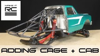 Download Project Prerunner: Part 2 Adding Roll Cage and Working on Cab Video