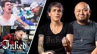 Download 25 Tattoo Artists Explain What Not to Say to Tattoo Artists | INKED Talk Video
