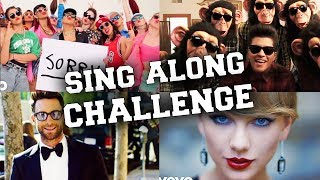 Download Try Not to Sing Along Challenge !!! - IMPOSSIBLE !!! Video